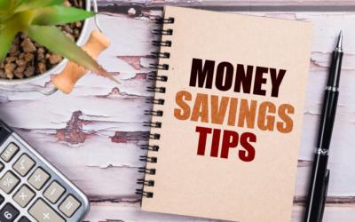 Ten Money Saving Tips